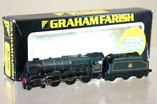 GRAHAM FARISH 1109 KIT BUILT BR 4-6-0 ROYAL SCOT CLASS LOCO 46155 THE LANCER mz