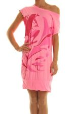 Vestito Donna Miniabito Monospalla Vestitino SILVIAN HEACH A733 Tg M