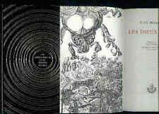 HENNEBERG / LES DIEUX VERTS .Relié illustré KOULL