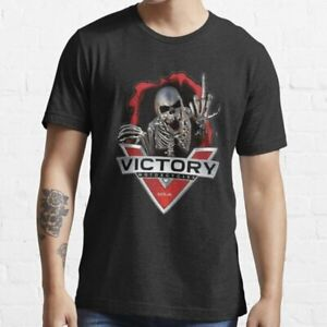Victory Motorcycle USA Classic Cotton T-Shirt