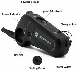 Remote Controller for Electric Skateboard universal 2.4G RF hand-held Wireless