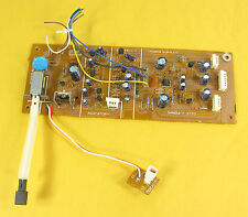 Sansui RA-990 Reverb Amp REPAIR PART - Power Supply PCB w/ Switch PART F-3720