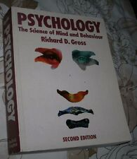 Psychology. The Science of Mind and Behaviour by Richard D>Gross.