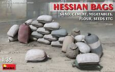 Hessian bags (Buildings & Accessories) 1/35 MiniArt  35586