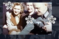 LOT  PHOTOS EVA BRAUN   LA COMPAGNE DU FUHRER EN 1939 /1940 REPRODUCTIONS