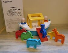 Tupperware NOAH'S ARK TupperToy BOXED Toy NEW RELEASE Makes a Great Gift!