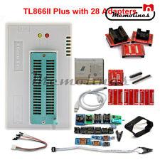TL866II Plus V9.16 Full Adapters SOP8 IC Clip High Speed Flash EPROM Programmer