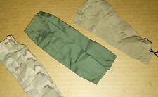 Ultimate soldier n other 12 inch 1/6 action figure pants lot