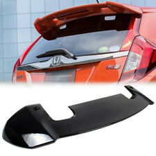 For HONDA FIT 3 GK Jazz Painted RS Look  Rear Trunk Spoiler Wing 2019