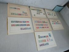 Nystamps French Colonies Inini many mint old stamp collection Album page
