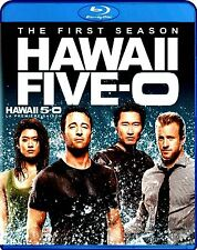 NEW 6BLU-RAY SET // HAWAII FIVE - O // 1ST SEASON COMPLETE // ENGLISH & FRENCH