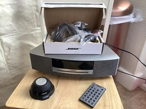 Bose Sound Wave CD AM/FM Player with DAB Module & Remote Control, & Bose Speaker
