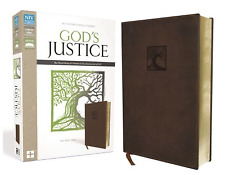 God's Justice - The Holy Bible : The Flourishing of Creation and the Destruction