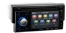 BOSS BV7464B 1-DIN CAR DVD/CD/USB/MP3PLAYER 4.6