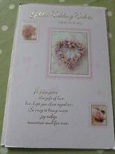 GOLDEN matrimonio auguri per entrambi voi CARD
