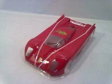 0707 - Ferrari 512PBS Rc car body clear 1/12 Scale Associated CRC