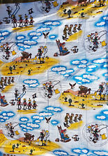 Drap Lucky luke france sheet bedding bed cover