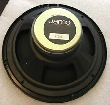 Jamo Woofer Speaker #22395 With Trim Ring (pulled from Cornet 65 II)