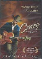 CRAZY Hank Garland Story Waylon Payne Ali Larter Mandy Barnett NEW DVD