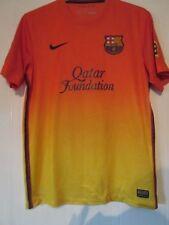 Barcelona 2012-2013 Away Camiseta De Fútbol Adulto Tamaño Mediano/43441