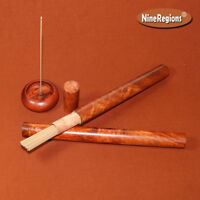 65sticks natural Indian Mysore Sandalwood incense stick  with rosewood tube