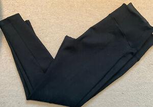 M&S Size 14 Short Magic Shaping High Waisted Black Leggings