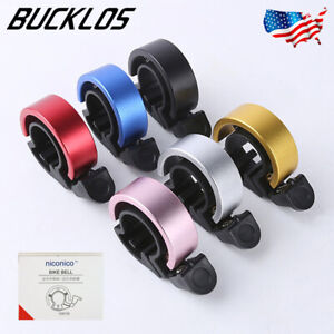 Mountain Road Bicycle Bells Handlebar Alarm Safety Cycling Loud Horn 22.2-31.8mm