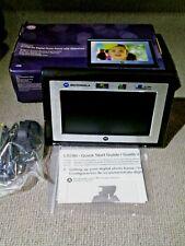 Motorola LS700 7'' Digital Photo Frame with Slideshow