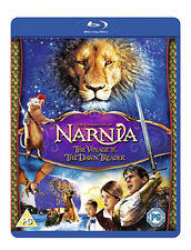 CHRONICLES OF NARNIA - VOYAGE OF THE DAWN TREADER  - BLU-RAY - REGION B UK