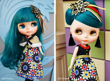 Takara Tomy CWC Neo Blythe Marrakesh Melange 1/6 Fashion Doll On Stock Now!!
