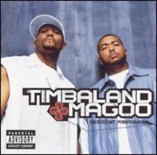New: Timbaland & Magoo: Indecent Proposal Explicit Lyrics Audio Cassette