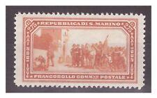 SAN MARINO 1932 -  GARIBALDI LIRE 2,75    NUOVO  **