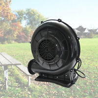 370W Inflatable Arch Electric Operated Fan Hulled Plastic Blower Fan 220V