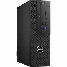 Dell Precision T3420 Tower SFF 1x i7-6700 32GB 1x 256GB SSD NVS 510 Win10