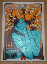 Adam Pobiak Umphrey's McGee London England Poster Print Signed Numbered Art