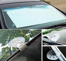 Auto Retractable Car Curtain Front Window Shade Windshield Sunshade Shield XT