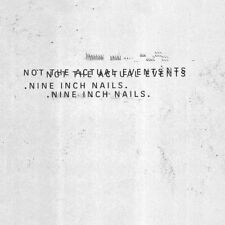 Nine Inch Nails Not The Actual Events CD (november 17th 2017)