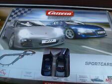 Carrera Evolution  Bahn Sport Cars Porsche und Audi