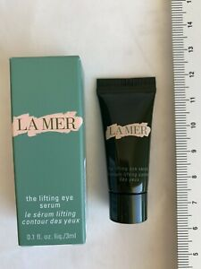 LA MER The Lifting Eye Serum 3ml Sample Travel Size ~ BNIB  Genuine Fresh