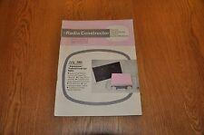Radio Constructor Magazine July 1962 Volume 15 Number 12, Vintage Electronics