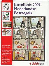 *** Jaarcollectie PTT Postzegels 2009.