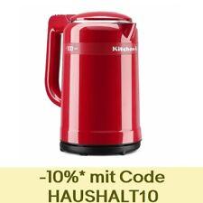 KitchenAid Wasserkocher 5KEK1565HESD 1,5L 2400 Watt doppelwandig Rot