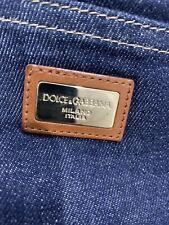 Mens Authentic Dolce & Gabbana Tapered Denim Jeans (Blue) Size 48. UK 32 Waist