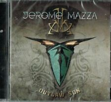 Jerome Mazza - Outlaw Son CD 2018 US Singer melodic rock (Steve Walsh)