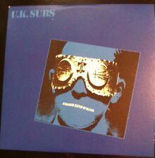 UK SUBS:ANOTHER KIND OF BLUES (1979 Album) Edsel CD Inc. Stranglehold & CID~NEW