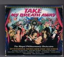 (HW967) Take My Breath Away, The Royal Philharmonic Orchestra - 1995 Boxset CD