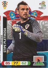 STIPE PLETIKOSA # HRVATSKA CROATIA CARD PANINI ADRENALYN EURO 2012