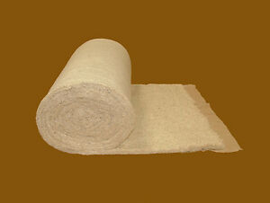 Cotton Upholstery Flock Felt Wadding Padding Filling 68cm Wide FLAME RETARDANT