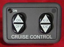 Rostra 2503593 Universal Dash Mount Cruise Control Switch