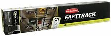 NEW 1784417 RUBBERMAID FAST TRACK GARAGE ORGANIZATION KIT  NEW